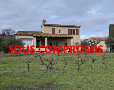 Sale House 5 rooms 120m² Puyvert (84160) - photo