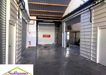 Vente Local industriel 1 pièce 120m² Sassenage (38360) - photo