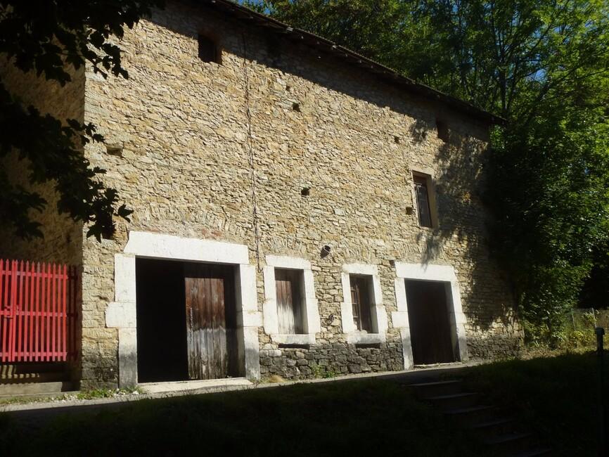 Vente maison la chapelle en vercors 26420 219277 for Vente maison vercors