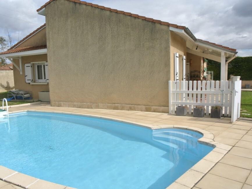 Vente Maison 4 pièces 90m² Bourg-de-Péage (26300) - photo