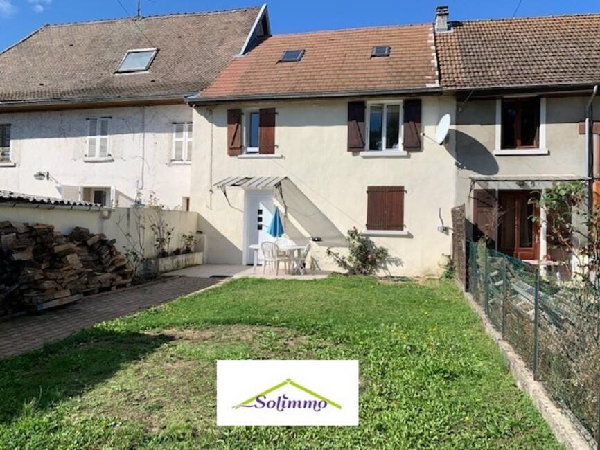 Vente Maison 3 pièces 70m² La Tour-du-Pin (38110) - photo