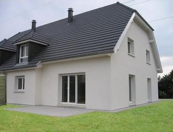 Location Maison 5 pièces 170m² Baldersheim (68390) - Photo 1