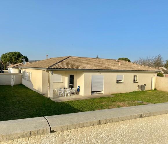 Vente Maison 6 pièces 123m² Mours-Saint-Eusèbe (26540) - photo