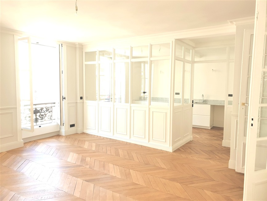 Vente Appartement 5 pièces 120m² Paris 10 (75010) - photo