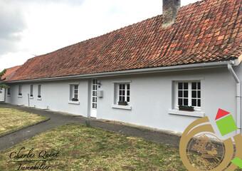 Vente Maison 6 pièces 157m² Hucqueliers (62650) - photo