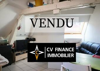 Vente Appartement 2 pièces 27m² Tullins (38210) - photo