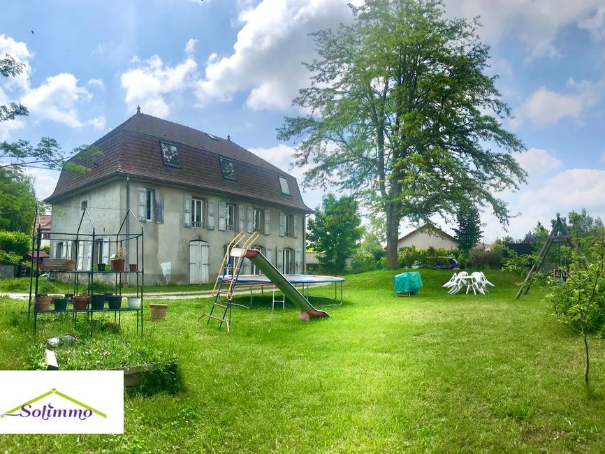 Vente Maison 8 pièces 205m² Saint-Genix-sur-Guiers (73240) - photo