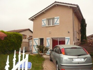 Location Maison 3 pièces 75m² Tramoyes (01390) - photo