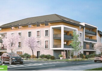 Vente Appartement 3 pièces 69m² Douvaine (74140) - photo