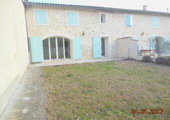 Location Maison 5 pièces 120m² Châteauneuf-du-Rhône (26780) - photo