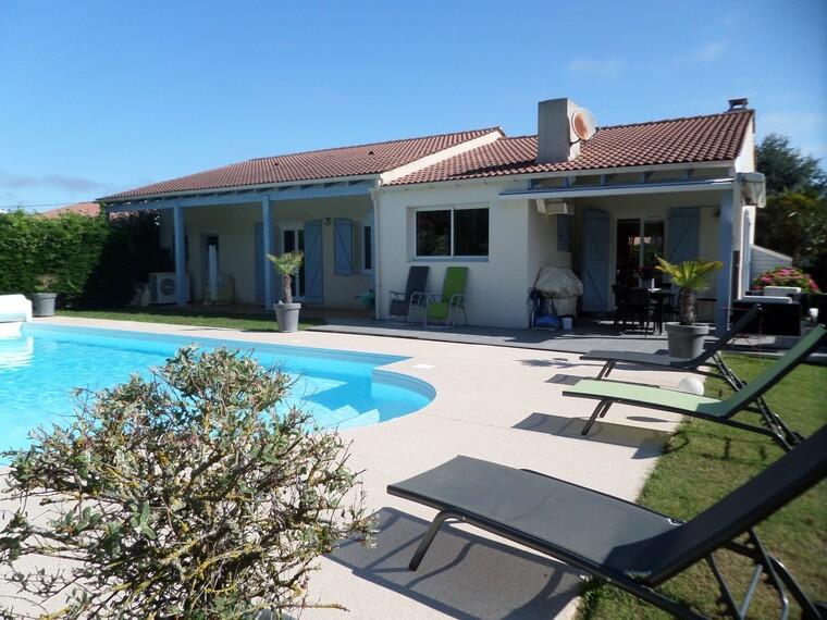 Vente Maison 5 pièces 130m² Olonne-sur-Mer (85340) - photo