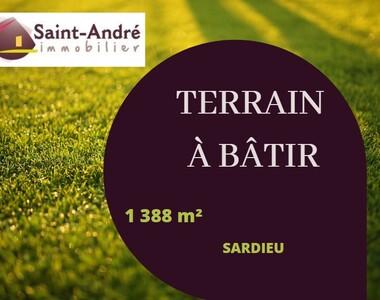 Vente Terrain 1 388m² Sardieu (38260) - photo