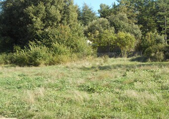 Sale Land 400m² La Bastide-des-Jourdans (84240) - photo