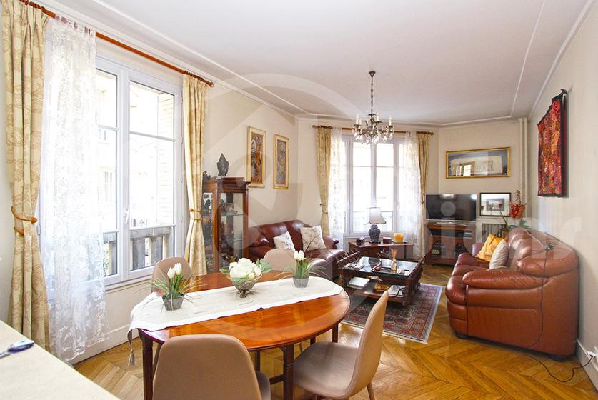 Location Appartement 3 pièces 63m² Paris 16 (75016) - photo