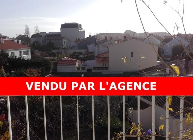 Vente Appartement 3 pièces 62m² Les Sables-d'Olonne (85100) - photo