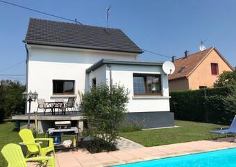 Vente Maison 5 pièces 117m² Kingersheim (68260) - photo