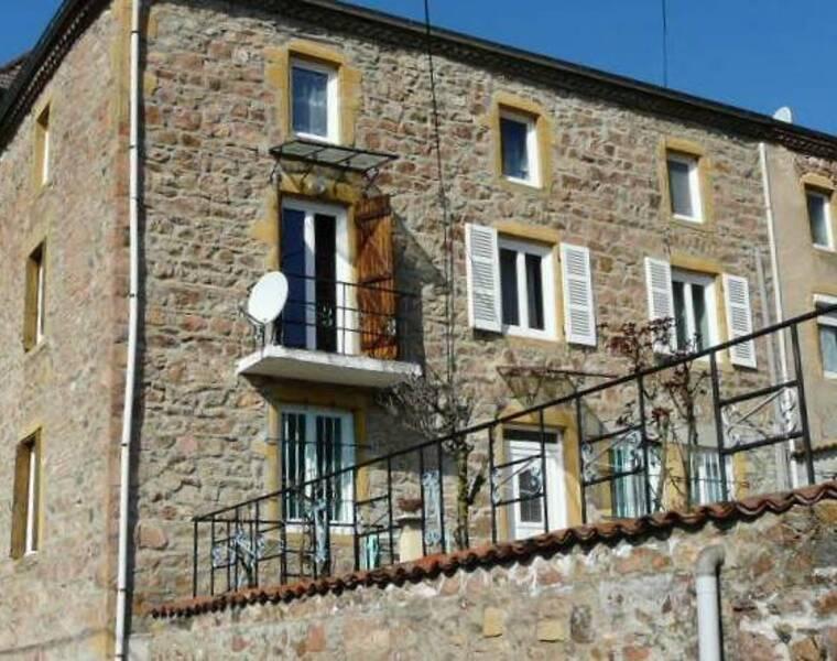 Vente Maison 6 pièces 150m² Entre Cours et Charlieu - photo