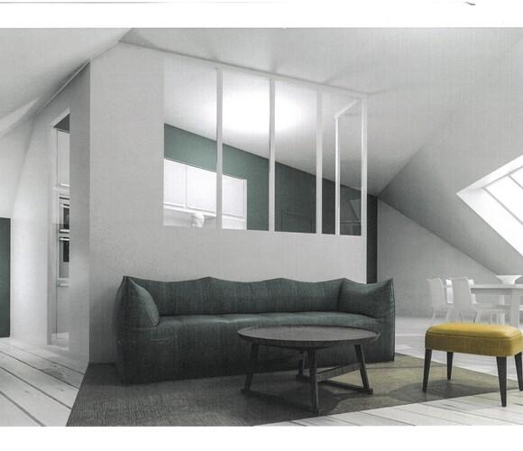 Vente Appartement 3 pièces 74m² Centre Bourg - photo