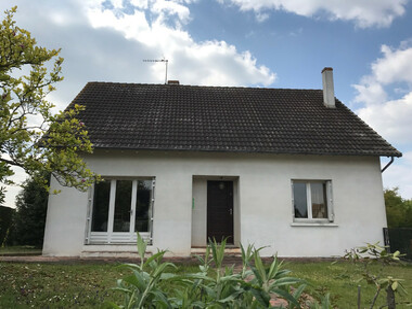 Vente Maison 4 pièces 135m² Saint-Brisson-sur-Loire (45500) - photo