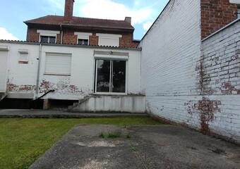 Vente Maison 6 pièces 120m² Béthune (62400) - photo