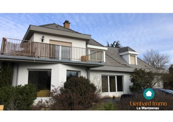 Vente Maison 7 pièces 245m² La Wantzenau (67610) - Photo 1