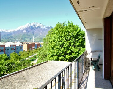 Vente Appartement 4 pièces 74m² Grenoble (38100) - photo