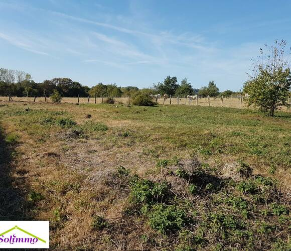 Vente Terrain 1 200m² Corbelin (38630) - photo