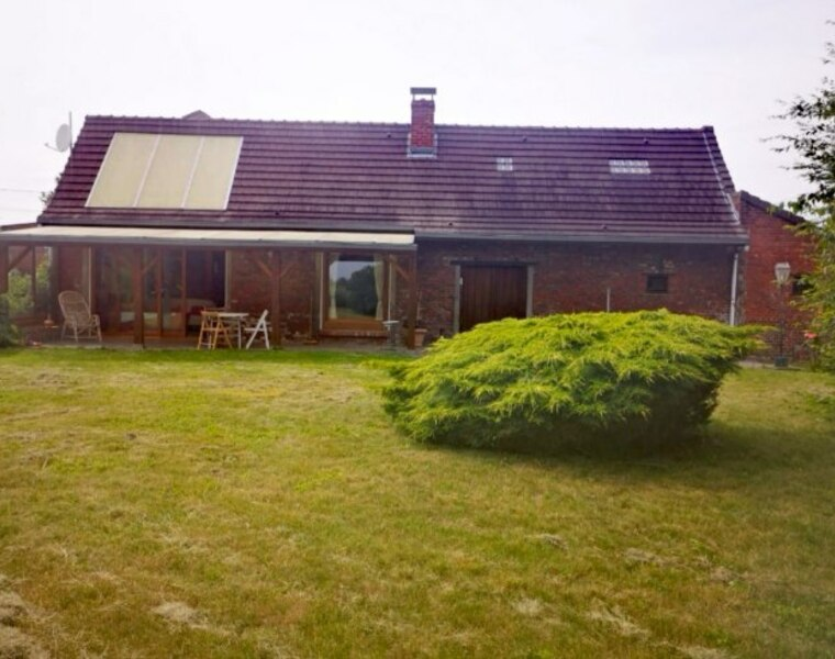 Vente Maison 4 pièces 160m² La Gorgue (59253) - photo