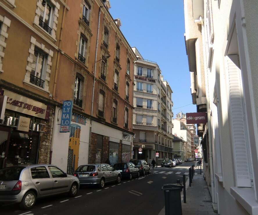 Vente Appartement 1 pièce 30m² Grenoble (38000) - photo