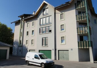 Location Appartement 2 pièces 48m² Rumilly (74150) - photo