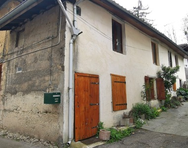 Vente Maison 3 pièces 77m² Saint-Étienne-de-Saint-Geoirs (38590) - photo