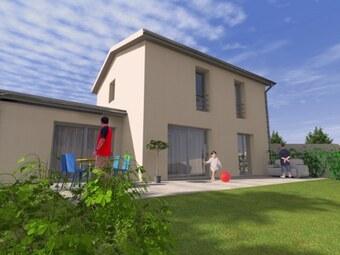 Vente Maison 5 pièces 109m² Villefranche-sur-Saône (69400) - Photo 1