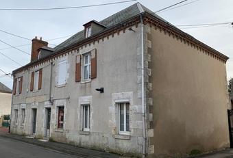 Vente Immeuble 340m² Poilly-lez-Gien (45500) - photo