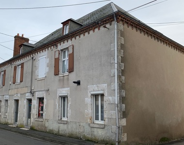 Vente Immeuble 340m² Poilly-lez-Gien (45500) - photo