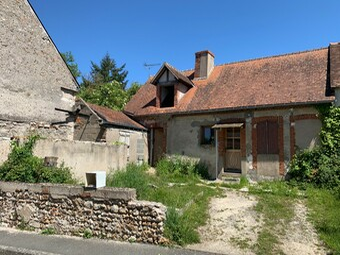 Vente Maison 3 pièces 65m² Saint-Brisson-sur-Loire (45500) - Photo 1