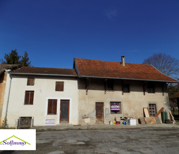 Vente Maison 8 pièces 165m² Morestel (38510) - photo