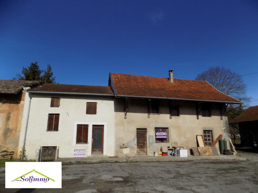 Vente Maison 8 pièces 165m² Soleymieu (38460) - photo