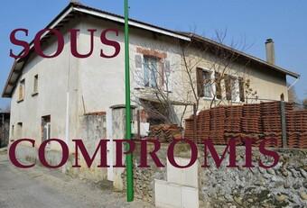 Vente Maison 3 pièces 60m² Marcilloles (38260) - photo