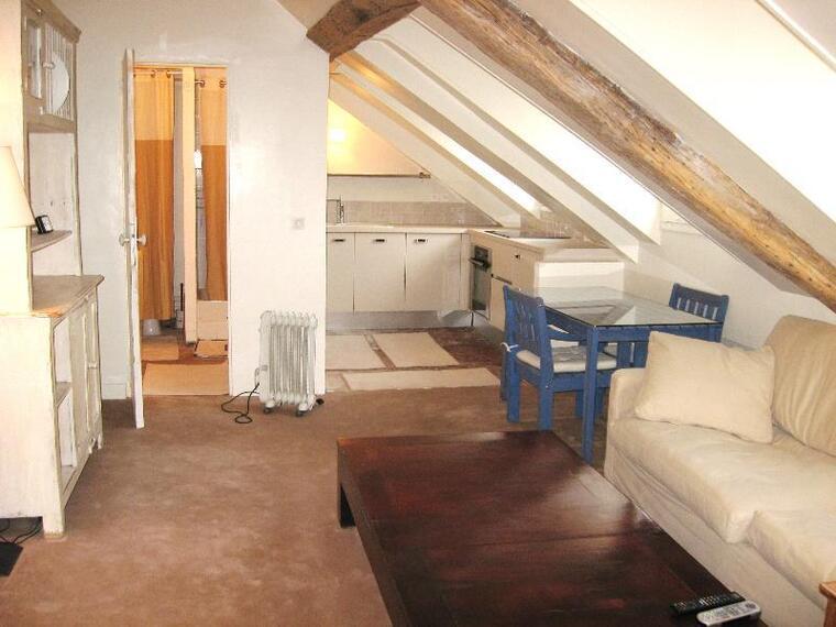 Location Appartement 1 pièce 35m² Paris 06 (75006) - photo