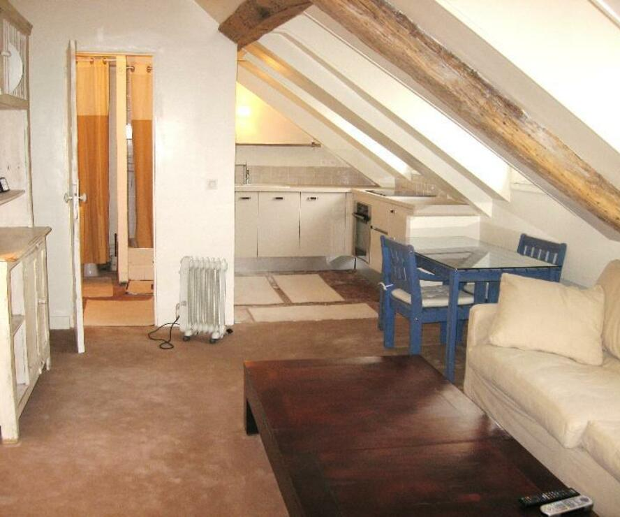 Location Appartement 1 pièce 35m² Paris 06 (75006) - photo