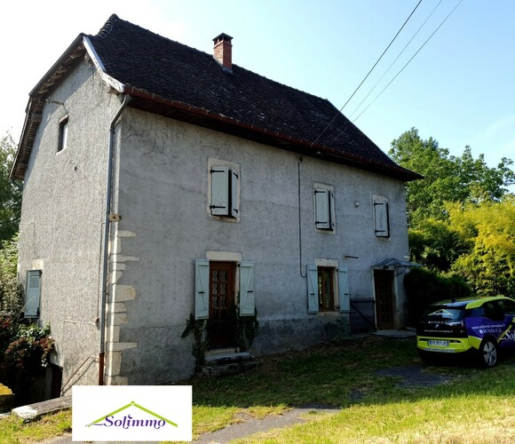 Vente Maison 8 pièces 145m² Morestel (38510) - photo