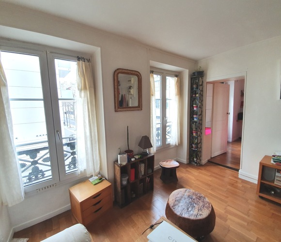 Vente Appartement 2 pièces 29m² Paris 19 (75019) - photo