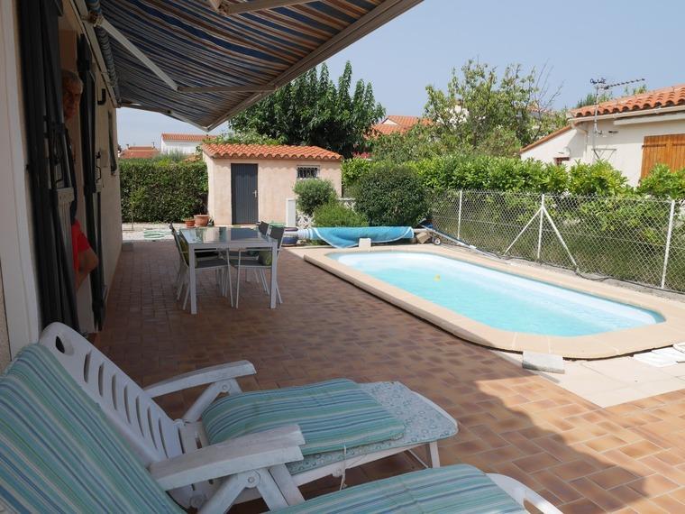 Location Maison 3 pièces 75m² Saint-Laurent-de-la-Salanque (66250) - photo