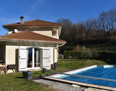 Vente Maison 4 pièces 155m² Vourey (38210) - photo