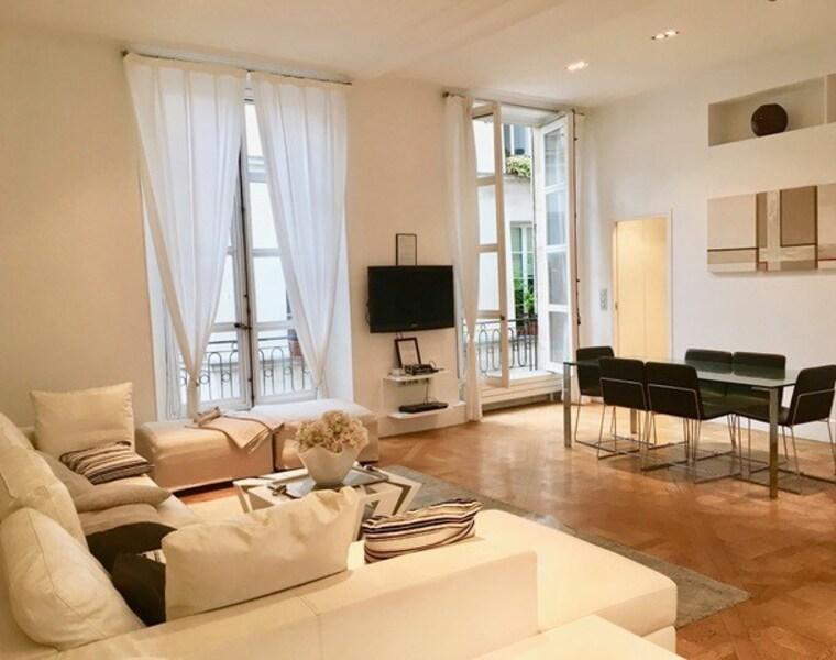 Vente Appartement 3 pièces 82m² Paris 06 (75006) - photo