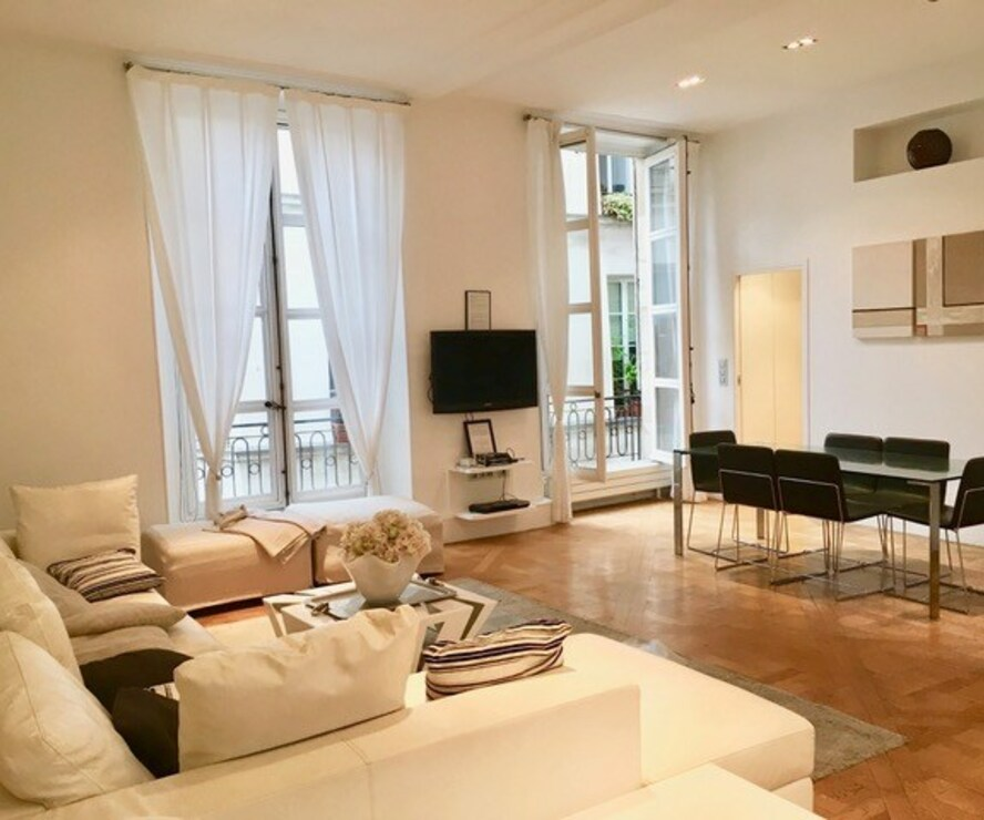 Vente Appartement 3 pièces 82m² Paris 06 (75006) - photo