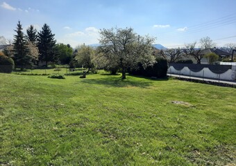 Vente Terrain 763m² Cranves-Sales (74380) - Photo 1
