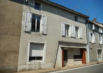 Vente Maison 4 pièces 96m² Secondigny (79130) - photo