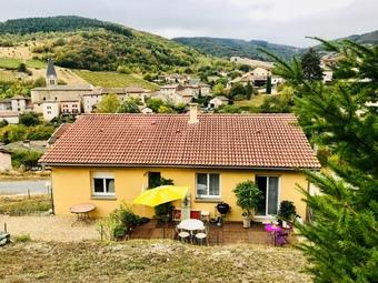 Vente Maison 4 pièces 83m² Beaujeu (69430) - photo