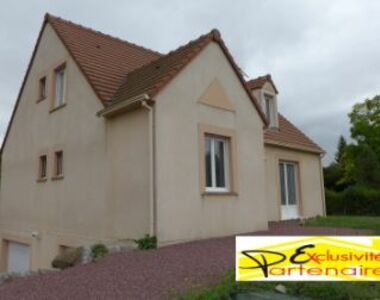 Sale House 5 rooms 136m² Charpont (28500) - photo